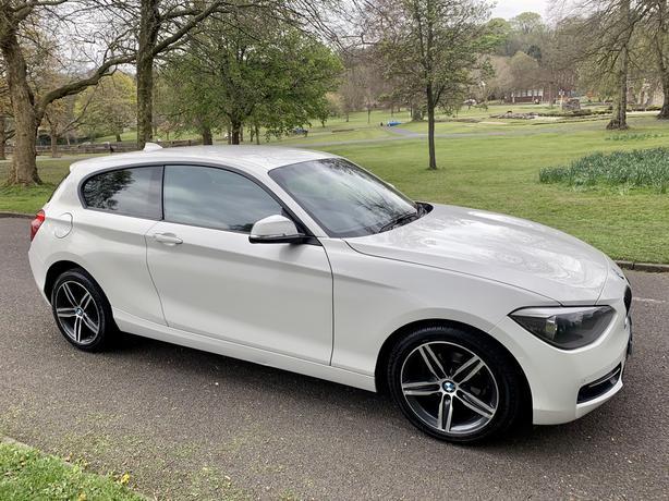2013 BMW 116D SPORT *PART EXCHANGE AVAILABLE*