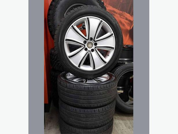 set of Mercedes Vito Van used wheels and part worn tyres 18""