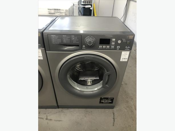🚚🚚 HOTPOINT 6KG WASHING MACHINE/ WASHER- WITH GENUINE GUARANTEE 🚚🚚