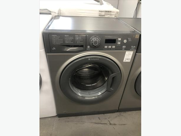 🚚🚚 HOTPOINT 7KG WASHING MACHINE/ WASHER- WITH GENUINE GUARANTEE 🚚🚚