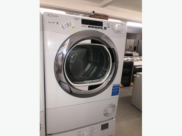🚚🚚 HOOVER 9KG CONDENSER DRYER- GRADED WITH GENUINE GUARANTEE 🚚🚚