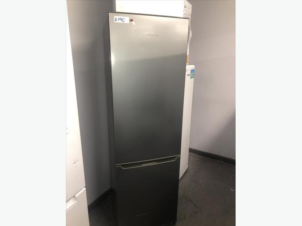 🚚🚚 FRIDGEMASTER FRIDGE FREEZER- GRADED WITH GENUINE GUARANTEE 🚚🚚