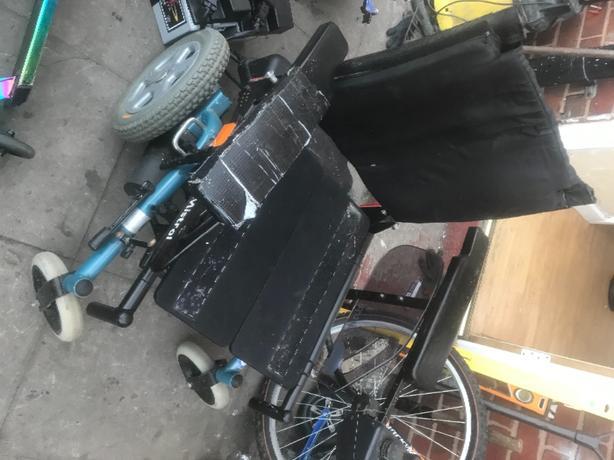 eletric wheel chair