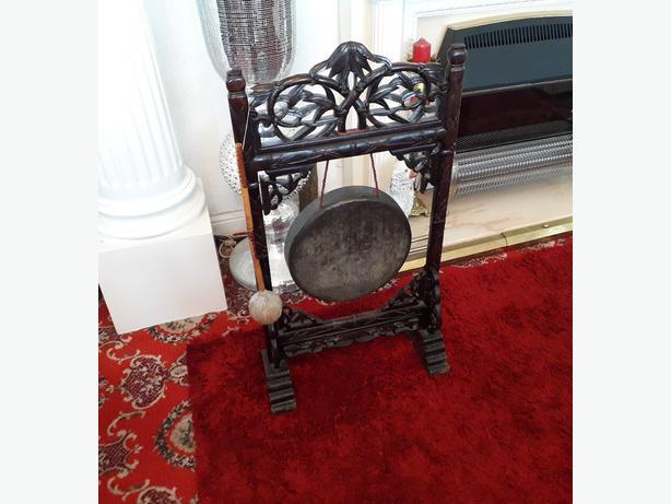 Antique Dinner Gong
