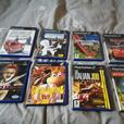 playstation 2 phat console + 8 games gwo