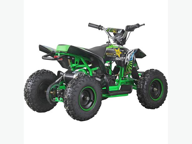 Renegade Electric Battery 1000w Quad Bike 36v 3 speed