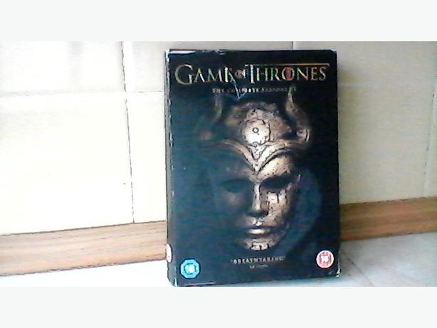 Game of Thrones: season 1-5