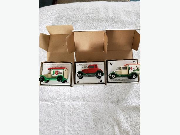 Match Box collectables