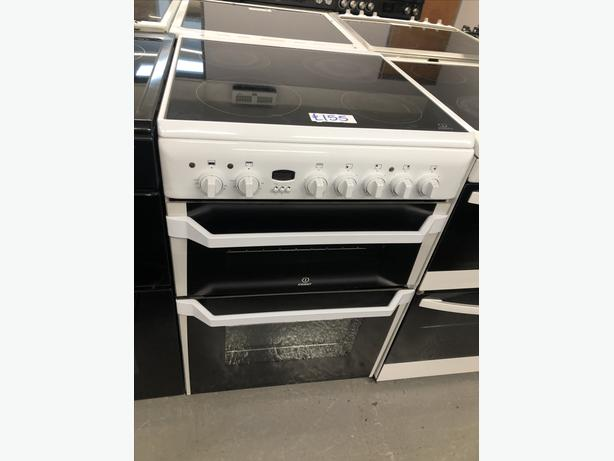 ♻️♻️ INDESIT 60CM ELECTRIC COOKER- PLANET 🌍 APPLIANCE ♻️♻️