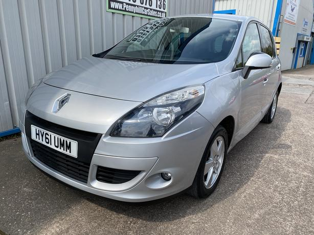 2011 Renault Scenic 1.6 Dynamique Tom Tom *FINANCE AVAILABLE*