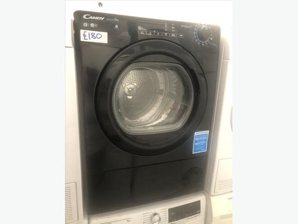 🇬🇧🇬🇧 GRADED CANDY 8KG CONDENSER DRYER 🇬🇧🇬🇧