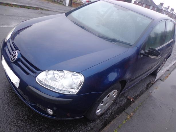 volkswagon 2007 golf 2.0 sdi diesel+mot dec+tax+full service history+DRIVEAWAY