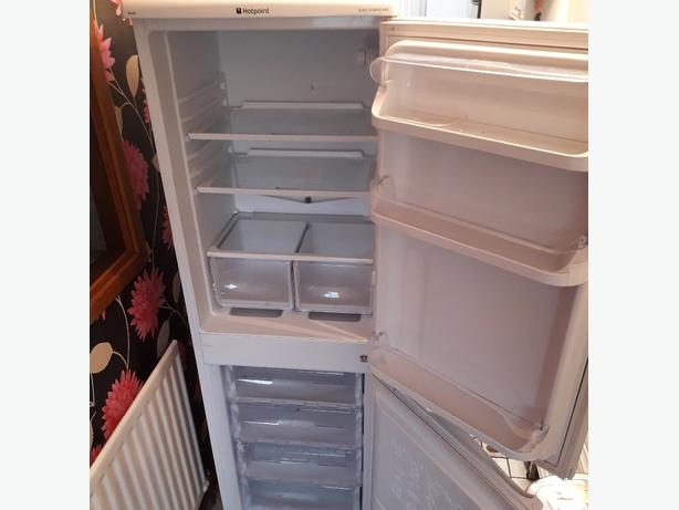 Fridge Freezer (Hotpoint)