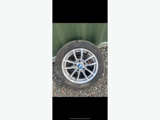 16 inch genuine bmw 1 series alloys
