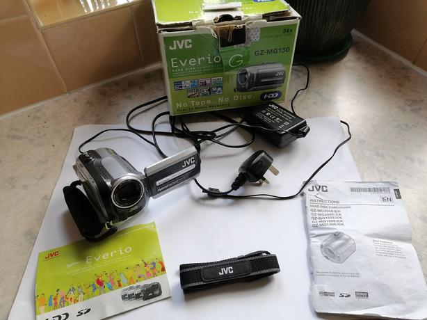 Hard Disk Camcorder