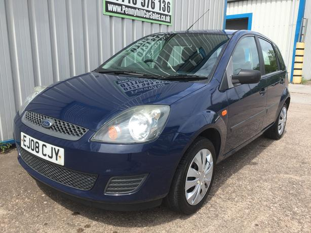 2008 Ford Fiesta 1.4 Style TDCi *#FINANCE AVAILABLE#*