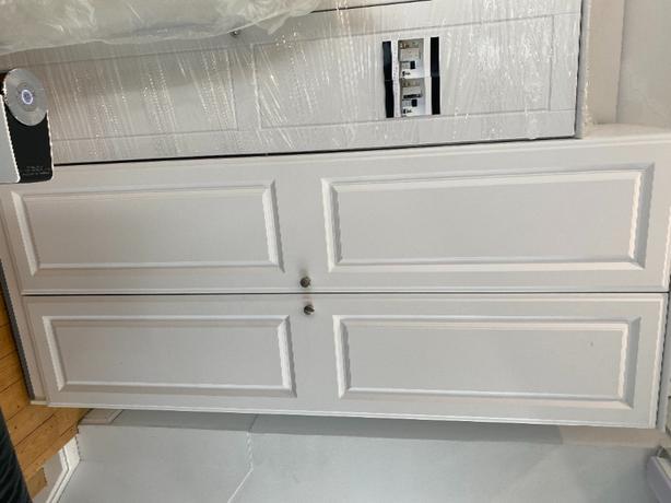 EXTRA TALL 2 DOOR 7ft wardrobe brandnew assembled