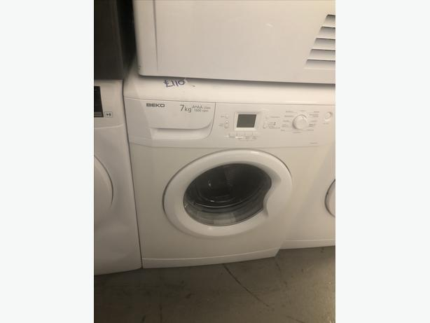 ⭐️⭐️ BEKO 7KG WASHING MACHINE / WASHER ⭐️⭐️