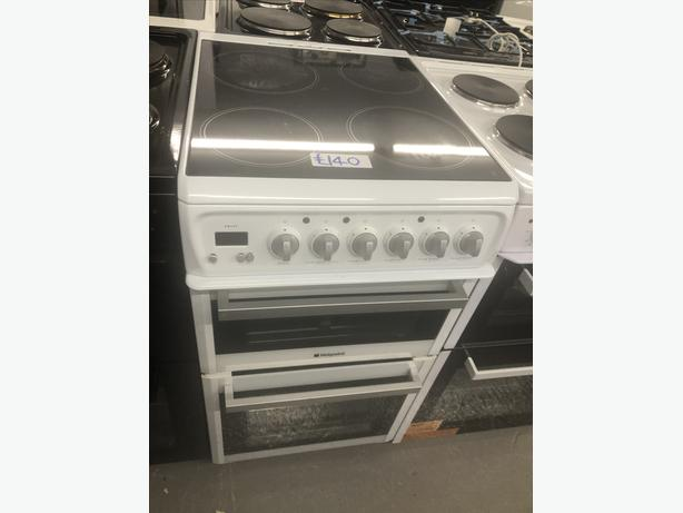 ⭐️⭐️ HOTPOINT 50CM ELECTRIC COOKER ⭐️⭐️