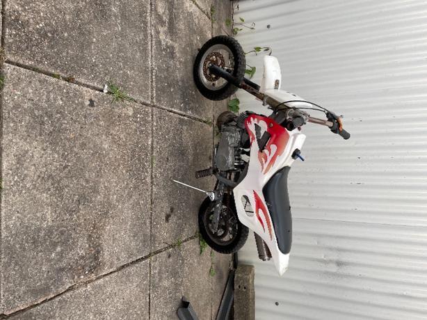 mini moto dirtbike