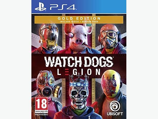 Watchdogs Legion Ps4