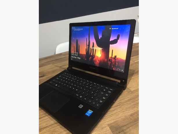 Lenovo Touchscreen laptop intel i3 Quad Fast 1TB 1000GB HDD Lightweight Slim