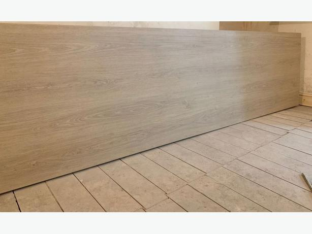 Large 4 Metre New Kitchen Worktop Only £60 (Must go today)