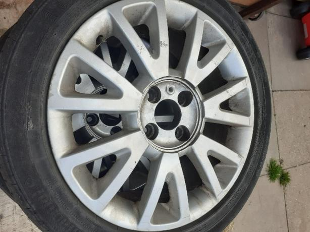 renault canister 16 inch alloy wheels