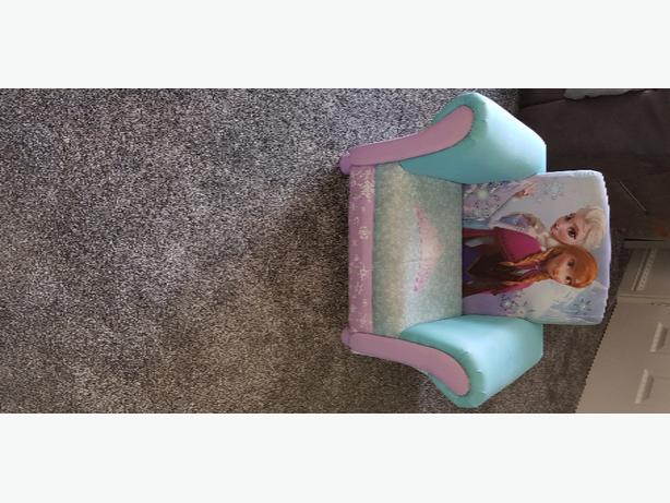 Disney princess chair good condition con