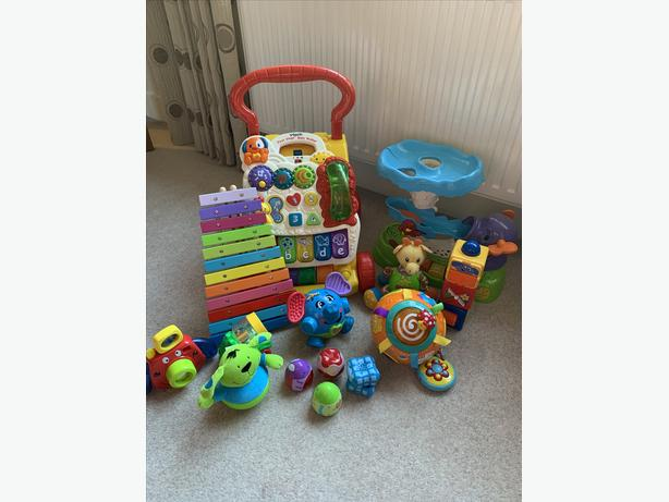 Baby / Toddler Toy Bundle - VTech and Others