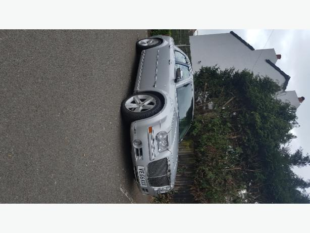 Chrysler 300C V6 Auto Lpg converted