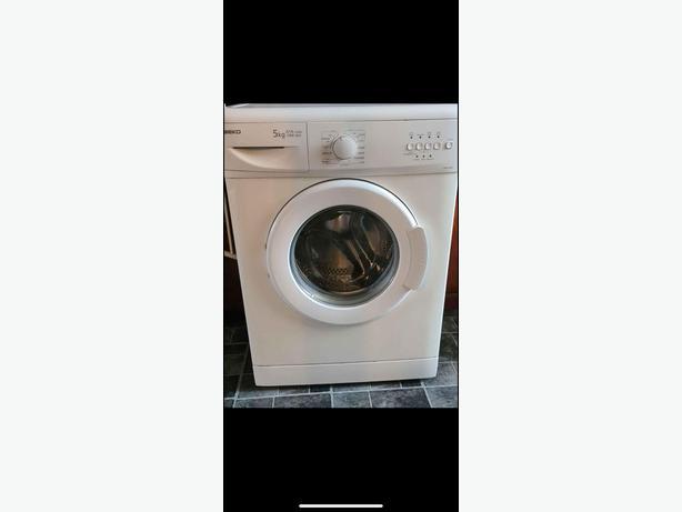 washing machine used/serviced 1 month guarantee