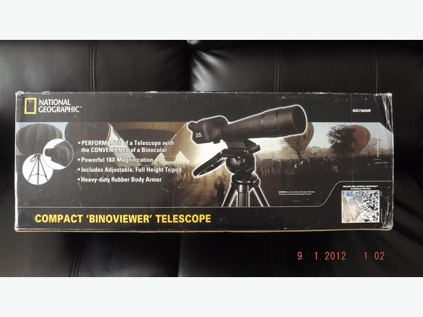 national geographic binocular spotting telescope