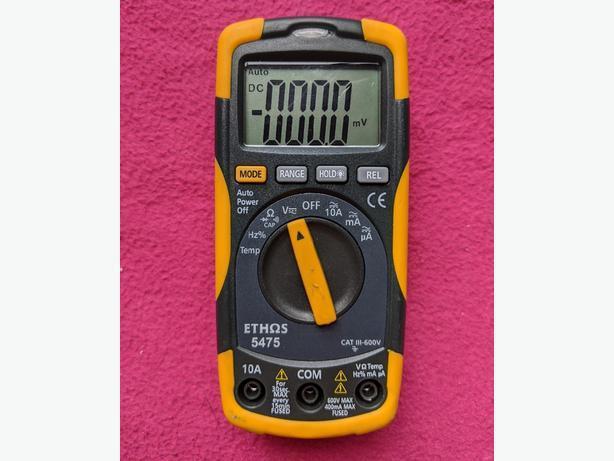 ETHOS 5475 Digital Multimeter