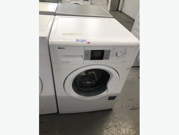 🇬🇧🇬🇧 BEKO 8KG WASHING MACHINE/ WASHER- PLANET 🌍 APPLIANCE 🇬🇧🇬🇧