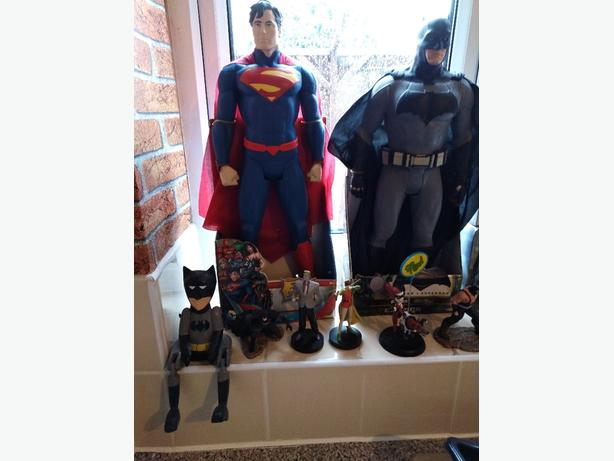 Dc figures and stuff