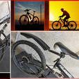 Boss Stealth Mountain Bike. 21 speed. 26 inch wheels.