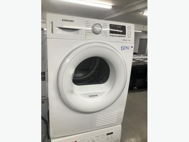 🇬🇧🇬🇧 GRADED SAMSUNG 9KG CONDENSER DRYER - PLANET 🌎 APPLIANCE 🇬🇧🇬🇧