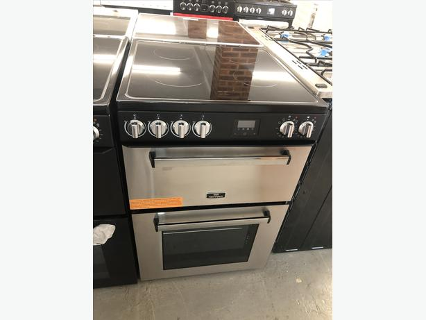 🇬🇧🇬🇧 GRADED NEWWORLD 60CM ELECTRIC COOKER- PLANET 🌍 APPLIANCE 🇬🇧🇬🇧