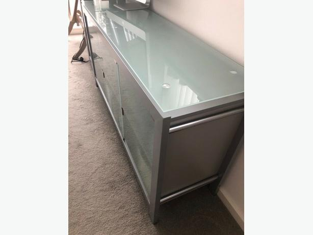 WANTED: Glass sideboard - cabinet - display unit - WANTED