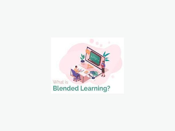 Blended learning solutions to help clients in elevating education