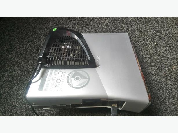 xbox 360 Halo reach Ltd edition 250gb console plus 60 games