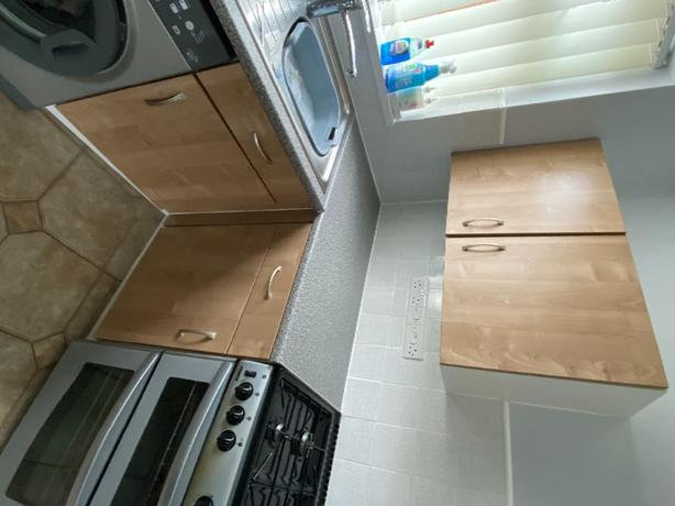 FREE: kitchen units and worktops