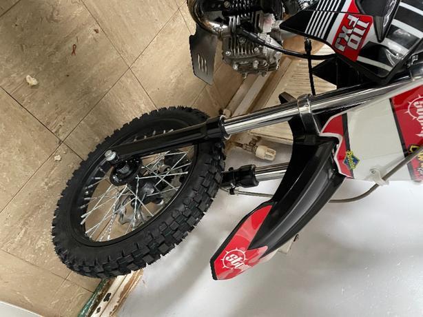 110pit bike clutch