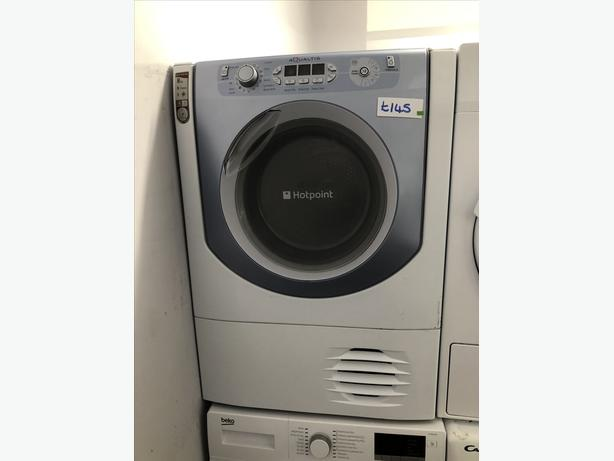 🇬🇧🇬🇧 HOTPOINT 8KG CONDENSER DRYER- WITH GUARANTEE- PLANET 🌍 APPLIANCE 🇬🇧🇬🇧