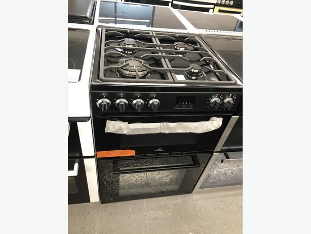 🇬🇧🇬🇧 GRADED NEWWORLD 60CM DUEL FUEL COOKER- WITH GUARANTEE 🇬🇧🇬🇧
