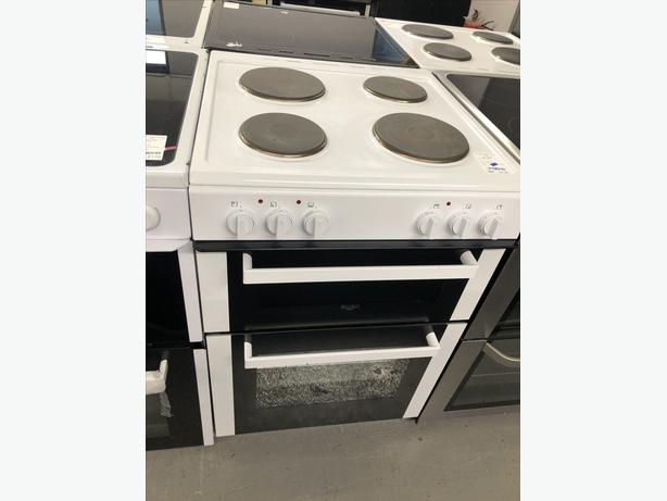 🇬🇧🇬🇧 GRADED BUSH 60CM ELECTRIC COOKER- WITH GUARANTEE- PLANET 🌍 APPLIANCE 🇬🇧🇬🇧