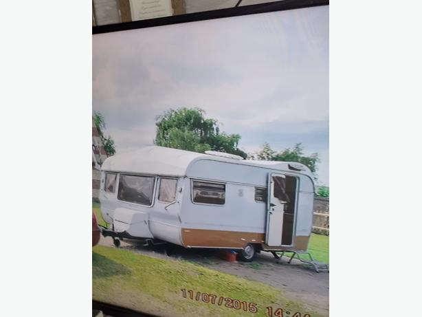 avondale mayfly caravan/ awning/accessories