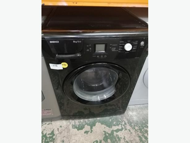 Beko 8 kg washing machine A +A class with warranty at Recyk