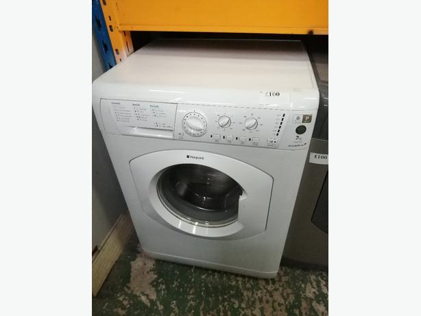 Hotpoint 7kg washing machine A++with warranty at Recyk